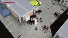 Aftermath XHD — игра о зомби для Android