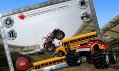 Top Truck - Гонки на джипах для Android