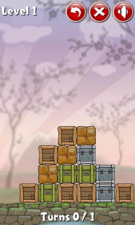 Move the Box - Головоломка для Android