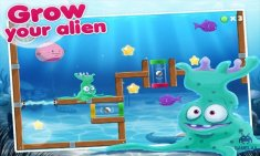 Alien Fishtank Frenzy - Аркада для Android
