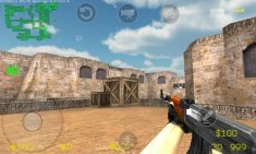 Counter Strike Portable - Контр страйк для Android
